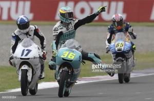 Moto3: Mir dominant in victory