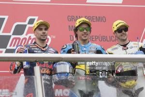 Moto2: Morbidelli, Oliveira and Luthi claim podium in Argentina