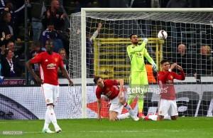 RSC Anderlecht 1-1 Manchester United: Wasteful Red Devils punished by late equaliser
