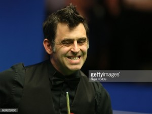 Ronnie O'Sullivan and Kyren Wilson anything but comfortable as they progress to the second round