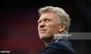 Sunderland's David Moyes charged over 'slap' comment made to female reporter