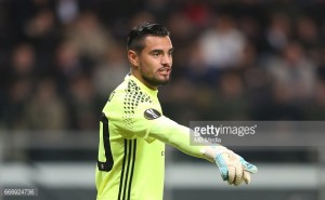 José Mourinho confirms Segio Romero's inclusion in United's starting XI for Anderlecht clash