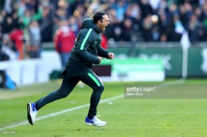 Alexander Nouri backed by Werder Bremen with new contract