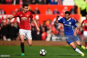"Manchester United ""almost perfect"" in 2-0 win vs Chelsea according to standout performer Herrera"