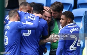 Cardiff City 1-0 Nottingham Forest: Gunnarsson screamer increases relegation worries for Reds