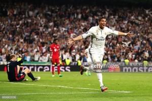 Real Madrid 4-2 Bayern Munich (6-3 agg): Ronaldo powers Los Blancos into semis at expense of 10-man Bayern