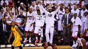 I Pacers si arrendono, Heat alle Finals