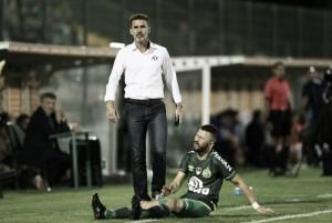 Vagner Mancini avalia goleada sofrida e afirma que tropeços servem como aprendizado