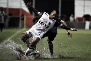 Atlético-MG joga mal e perde para Libertad em Assunção