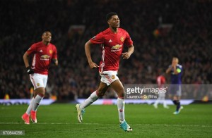Man United 2-1 Anderlecht (3-2 agg): Rashford the saviour again