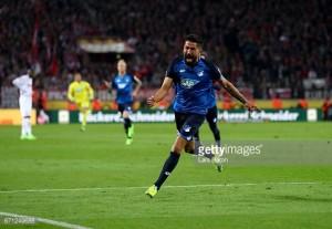 1. FC Köln 1-1 TSG 1899 Hoffenheim: Visitors make history thanks to late goal