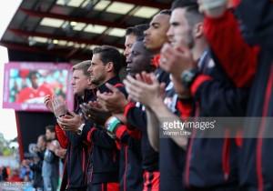 Eddie Howe eager to surpass last season's points total ahead of Burnley clash