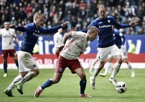 Darmstadt surpreende Hamburgo fora de casa e adia rebaixamento à 2. Bundesliga