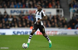 Vurnon Anita released as Newcastle United announce retained list