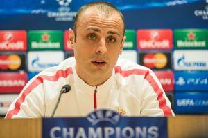"""Berbatov: """"Sería bueno anotar algunos goles para conseguir un buen resultado"""""""