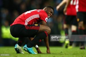 Fosu-Mensah dislocates shoulder against Man City, confirms Mourinho