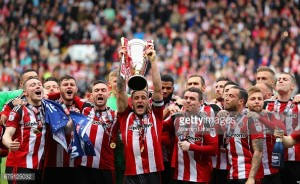 "Billy Sharp claims League One title victory was a reward for the ""loyalty"" of fans"