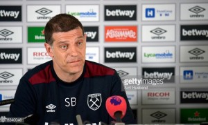 "Slaven Bilić says West Ham United ""need points"" from Friday night Tottenham clash"