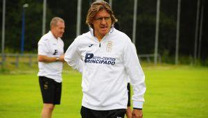 """Sergio Egea: """"Trabajamos para que el club regrese a la categoría que se merece"""""""