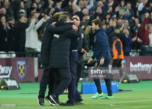 "West Ham ""fully deserved"" crucial Tottenham victory states Slaven Bilić"