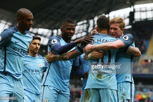 Manchester City 5-0 Crystal Palace: Citizens ease past Eagles in five-goal thrashing