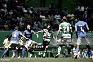 Belenenses vence Sporting em Alvalade 62 anos depois (1-3)