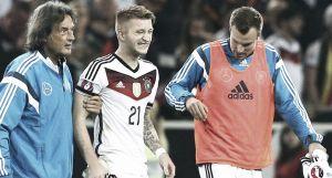 El 'virus FIFA' deja a Marco Reus KO durante un mes