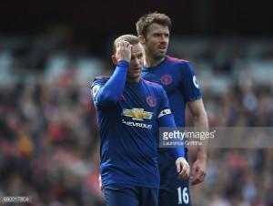 Michael Carrick: I'm sad to bid farewell to Rooney
