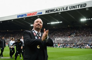 Rafa Benitez confirms he will stay at Newcastle United
