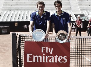 ATP Rome: Herbert/Mahut win theirfirst title of the year against Dodig/Granollers