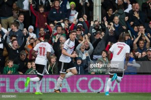 Fulham 1-1 Reading: Cairney sends Cottagers into play-off semi-final second-leg on level terms