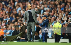 """Pep Guardiola """"happy"""" with Manchester City's transfer buisiness after Silva & Ederson signings"""