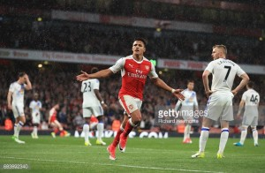 Arsenal 2-0 Sunderland: Alexis Sánchez shines as Sunderland steamrolled by top-four chasing Arsenal