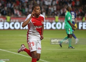 Reports suggest Arsenal have had £87 million bid for Monaco striker Kylian Mbappé rejected