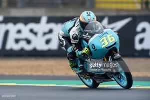 Moto3: Mir wins chaotic Le Mans race