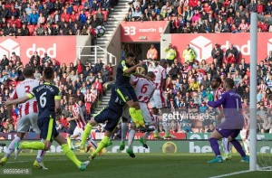 Stoke City vs Arsenal: Combined XI