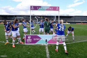 WSL 2 - Week 9 review: Everton crowned Spring Series champions