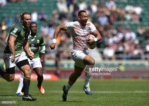England and Scotland pull off thrilling comebacks to claim London Sevens semi-final spots
