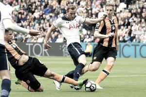 Tottenham encerra ótima temporada com goleada sobre Hull City