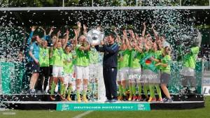 Frauen-Bundesliga - Week 22 and Season Review: Champions finish with a shaky draw