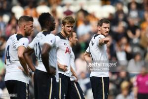 Tottenham Hotspur 2017/18 Premier League fixtures announcement