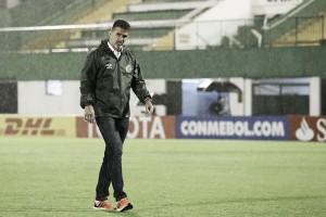 """Mancini destaca empenho da Chape em virada: """"Luta incansável dá uma sensação muito boa"""""""