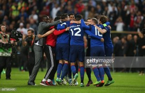 Manchester United player ratings from perfect finale in Stockholm