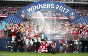 Can they do it again? How Arsenal won the 2017 FA Cup