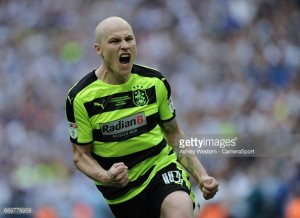 Huddersfield permanently sign Aaron Mooy for club record transfer fee
