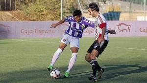 UD Logroñés - Real Valladolid B: partido con sabor a final