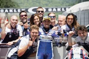 Moto3: Martin takes fourth consecutive pole in Catalunya