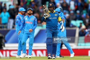 Sri Lanka chase 322 to stun India and throw Group B of the Champions Trophy wide open