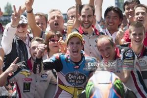 Moto2: Second win for Marquez