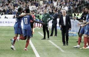 """Vitória da França coloca dúvidas em Deschamps: """"Terei um verão ocupado"""""""